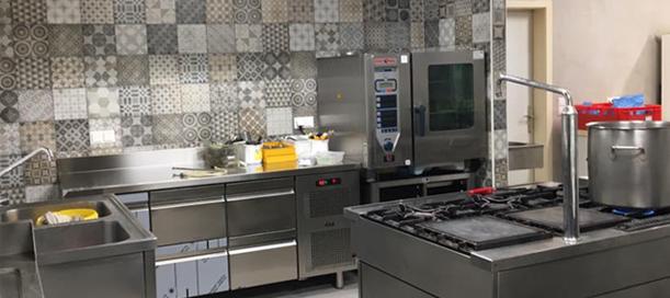 Unsere neue Kochwerkstatt