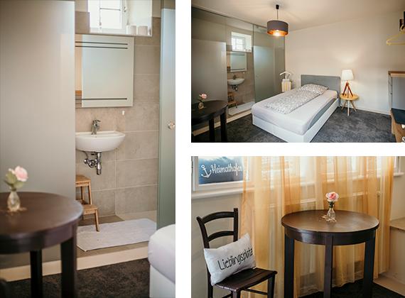 Übernachten und Zimmer in Grafenbach